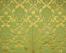 Damasco Tableaux Seta 30998 Oro Verde